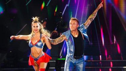 Este año el Polaco baila con Noelia Marzol y ya hubo rumores de romance