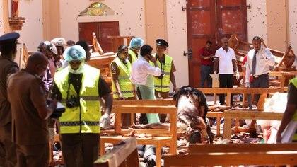 Los ataques dejaron 253 muertos (AFP)