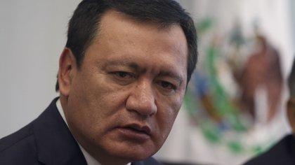 Parte de los investigados son ex funcionario de la Policía Federal cuando el ahora senador Miguel Ángel Osorio Chong estuvo al frente de la Secretaría de Gobernación (Foto: Cuartoscuro)