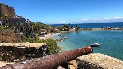La ubicación de isla Margarita es estratégica pues permite trazar rutas hacia varios destinos.