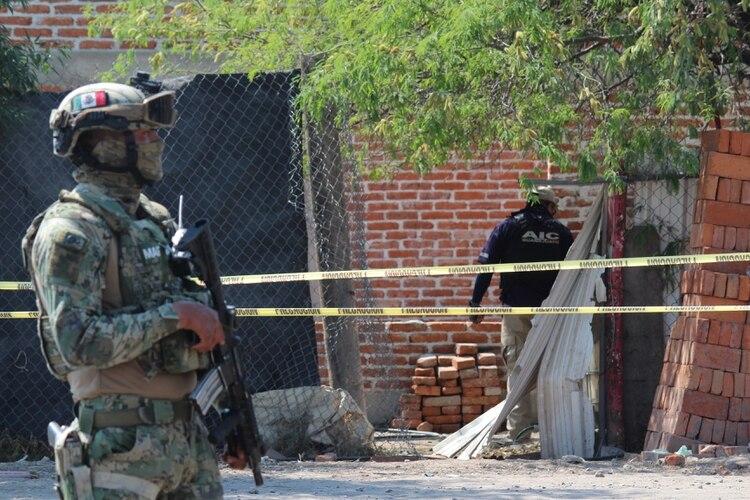 Desde que en marzo el gobierno de Guanajuato lanzó un operativo para desarticular al Cártel Santa Rosa de Lima, la violencia ha aumentado (Foto: Archivo)