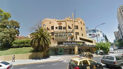 Final inesperado para el shopping Buenos Aires Design en el barrio de Recoleta