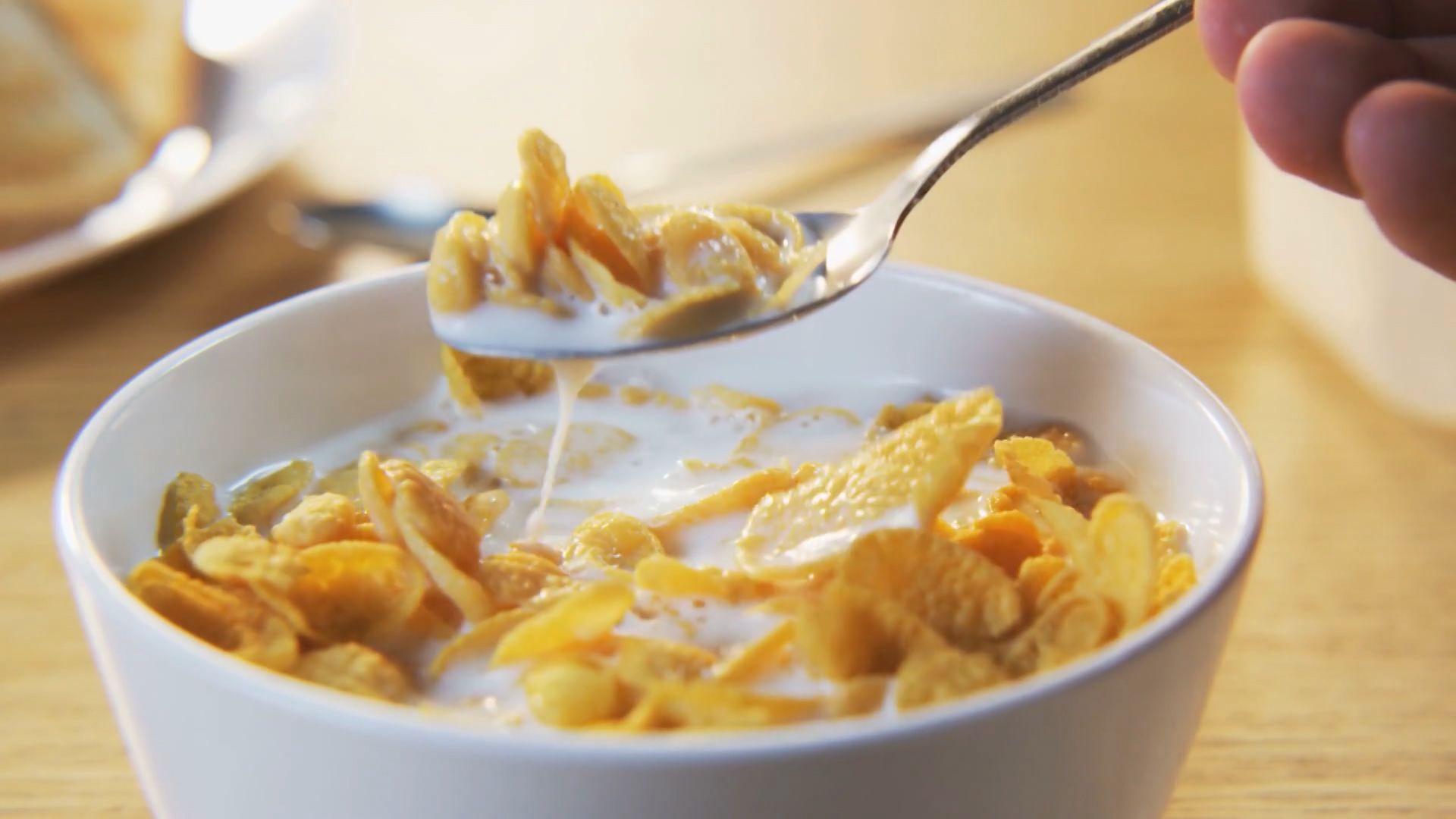 Yogures, leche y cereales son esenciales en un buen desayuno (Ambiente y medio)