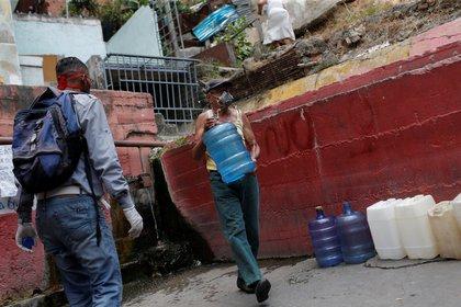 Venezuela hace frente al coronavirus en medio de una alarmante crisis humanitaria (Reuters/ Manaure Quintero)