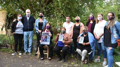 Familiares de Tehuel reclamaron a los investigadores a un mes de su desaparición