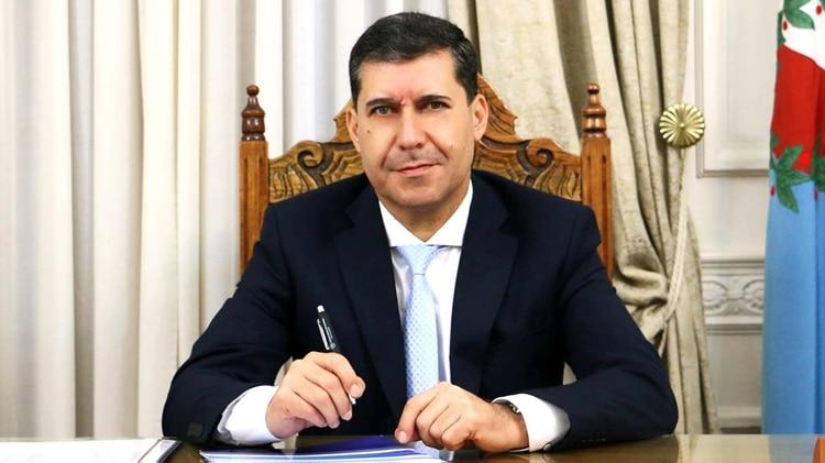 Sergio Casas, gobernador de La Rioja (@SergioGCasas)