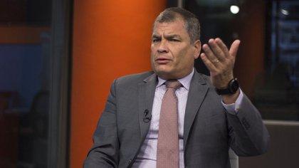 Rafael Correa (foto: Esteban Andrés Cabrera)