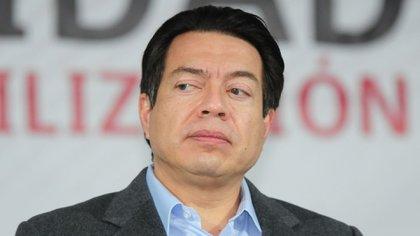 """El dirigente nacional de Morena rechazó ocupar una diputación plurinominal del PAN porque """"ya no hay moches"""" en la Cámara de Diputados (Foto: Cuartoscuro)"""