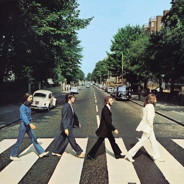 La portada original del disco de 1969