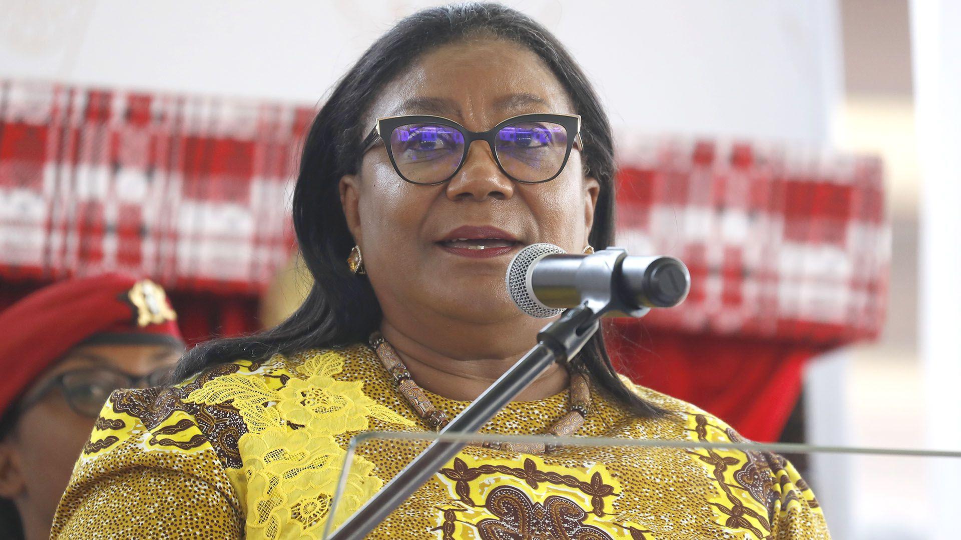 Rebecca Akufo-Addo Primera dama Ghana