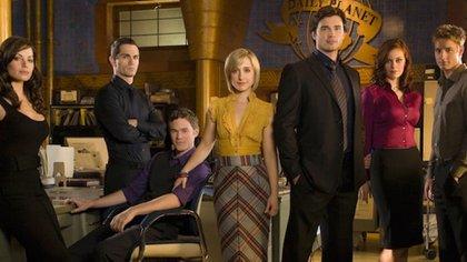Allison Mack en Smallville