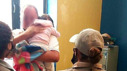 Localizan a niña de familia desaparecida en Jalisco (Foto: Facebook/Comisión de Búsqueda de Personas del Estado de Jalisco)