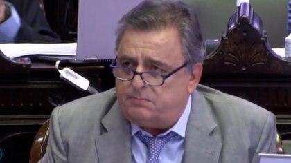 Mario Negri cuestionó a la administración de Schiaretti