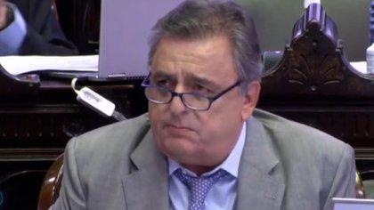 Mario Negri, presidene del interbloque de Juntos por el Cambio