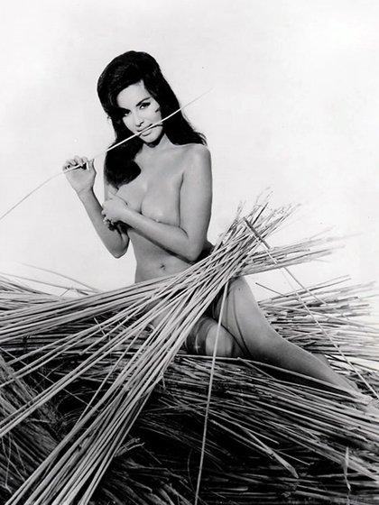 """En noviembre de 1958 llegaba a los cines """"El trueno entre las hojas"""" con Isabel Sarli como protagonista"""