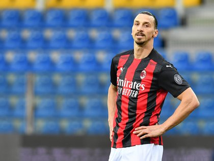 Zlatan estaría a las puertas de sufrir una dura sanción a sus 39 años (Foto: Reuters)
