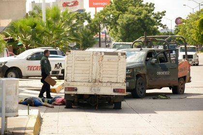 """Sobre las investigaciones del caso, Miriam dice que ha pasado un año sin rendición de cuentas de las autoridades locales. """"Nos han hecho sentir que se han deslindado totalmente del tema"""", lamentó. (FOTO: JUAN CARLOS CRUZ /CUARTOSCURO)"""