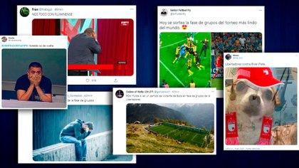 Memes Copa Libertadores 2021 Sorteo