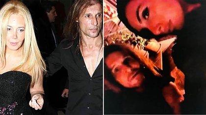 Según el abogado de Caniggia, hace un año y ocho meses que está separado de Mariana Nannis