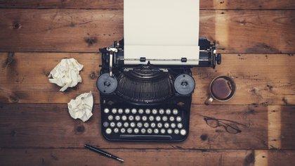 ¿Se puede aprender a ser escritor? (iStock)