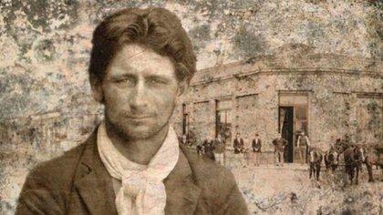 Juan Bautista Bairoletto, el santafesino había quedado fuera de la ley después de matar a un comisario pampeano llamado Elías Farach, en una disputa amorosa por una amante compartida
