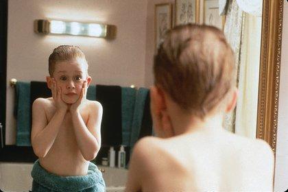Luego de protagonizar la película, Macaulay Culkin se convirtió en una estrella con tan solo 10 años
