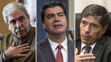 Aníbal Fernández, Jorge Capitanich y Juan Manuel Abal Medina ya habían sido procesados por esta causa