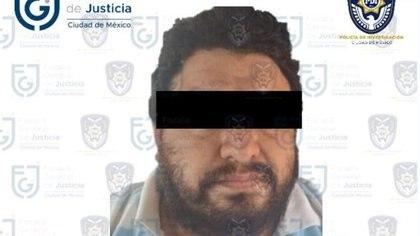 Everardo atropelló y mató al ciclista Ricardo Álvarez el 14 de febrero: ya fue detenido