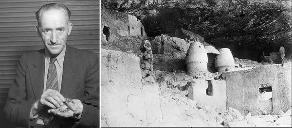Paxson Hayes y su descubrimiento en Sonora