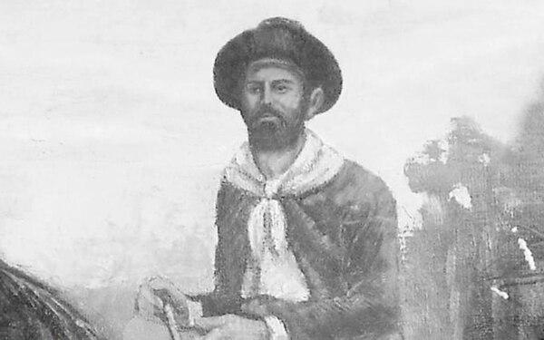 Retrato de José Dolores