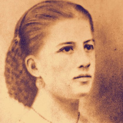 Delfina Ortega Díaz, primera esposa de Díaz (Foto: Especial)