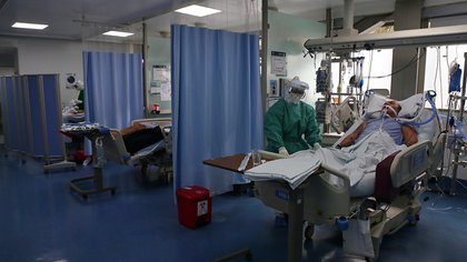 Preocupación en el área metropolitana de Bucaramanga: no hay disponibilidad de camas UCI para pacientes con covid-19