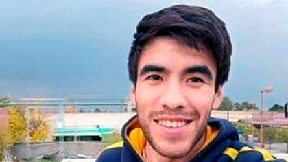 Facundo Astudillo Castro está desaparecido desde el 30 de abril