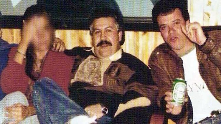 Escobar y Popeye