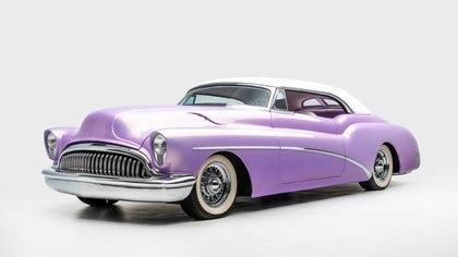 Este Buick es de los más codiciados en la colección del guitarrista. (Museo Petersen)