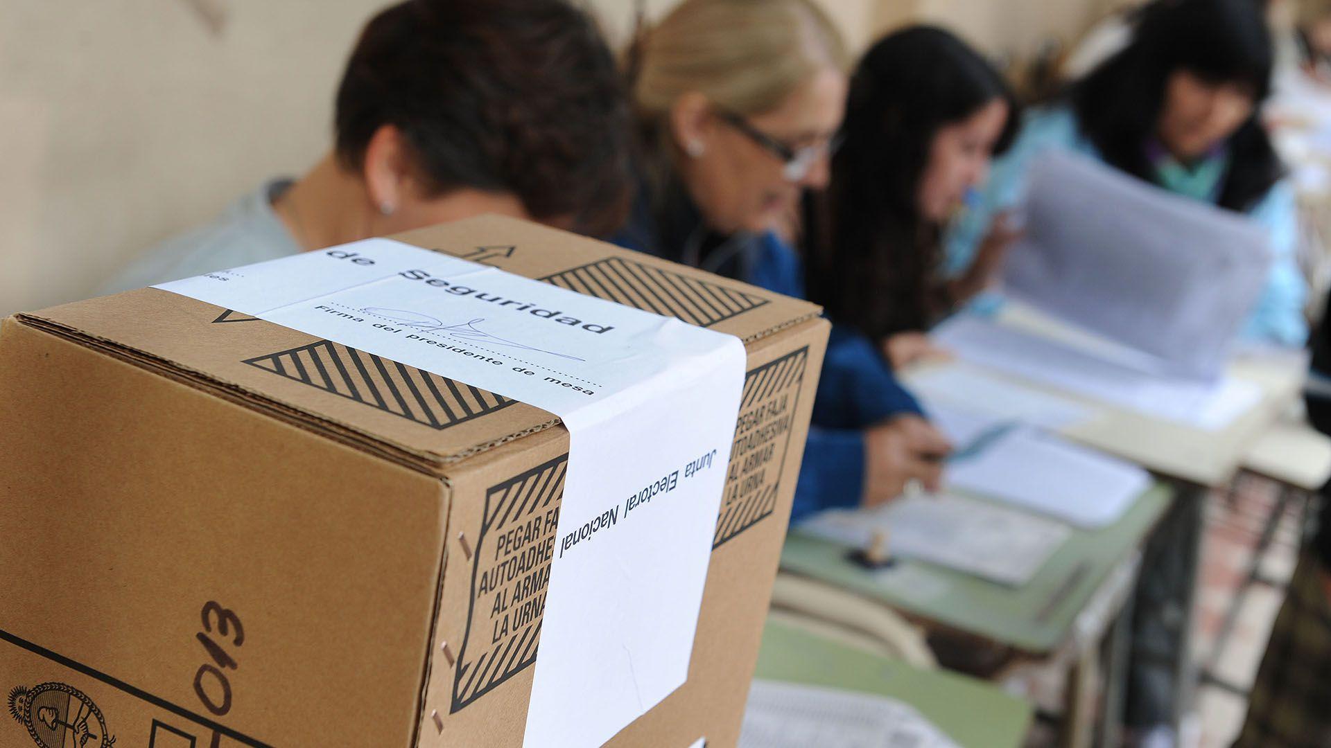 La provincia de Buenos Aires es el distrito con mayor cantidad de votantes
