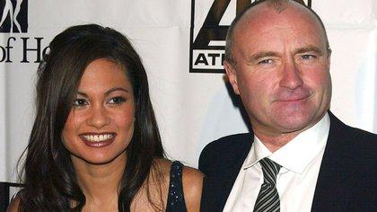 Phil Collins fue abandonado por su esposa vía mensaje de texto — Imperdonable