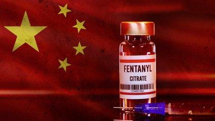 La epidemia de fentanilo que viven países como Estados Unidos y Canadá es provocada por la red de laboratorios clandestinos chinos que producen el medicamento de manera irregular y sin control estatal (Infobae)