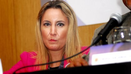 La fiscal Irma Llano lideró el equipo de fiscales
