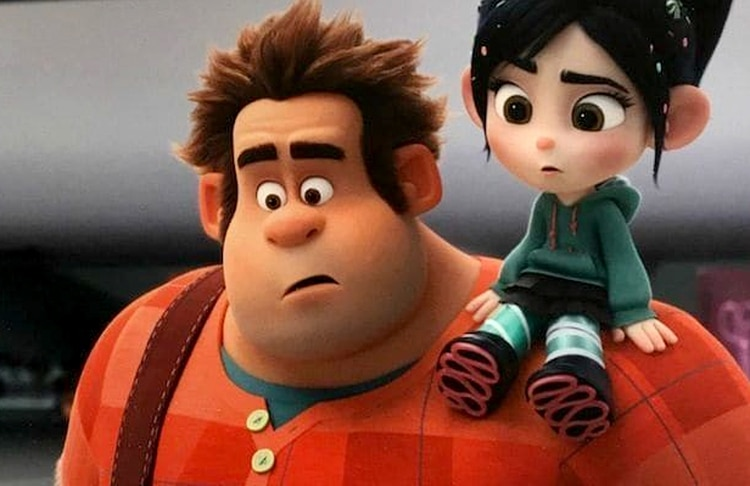 """Ralph Breaks the Internet."" Disney Animation"