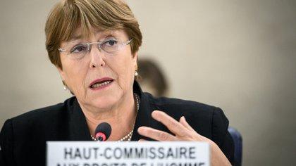 Michelle Bachelet (Foto: AFP)
