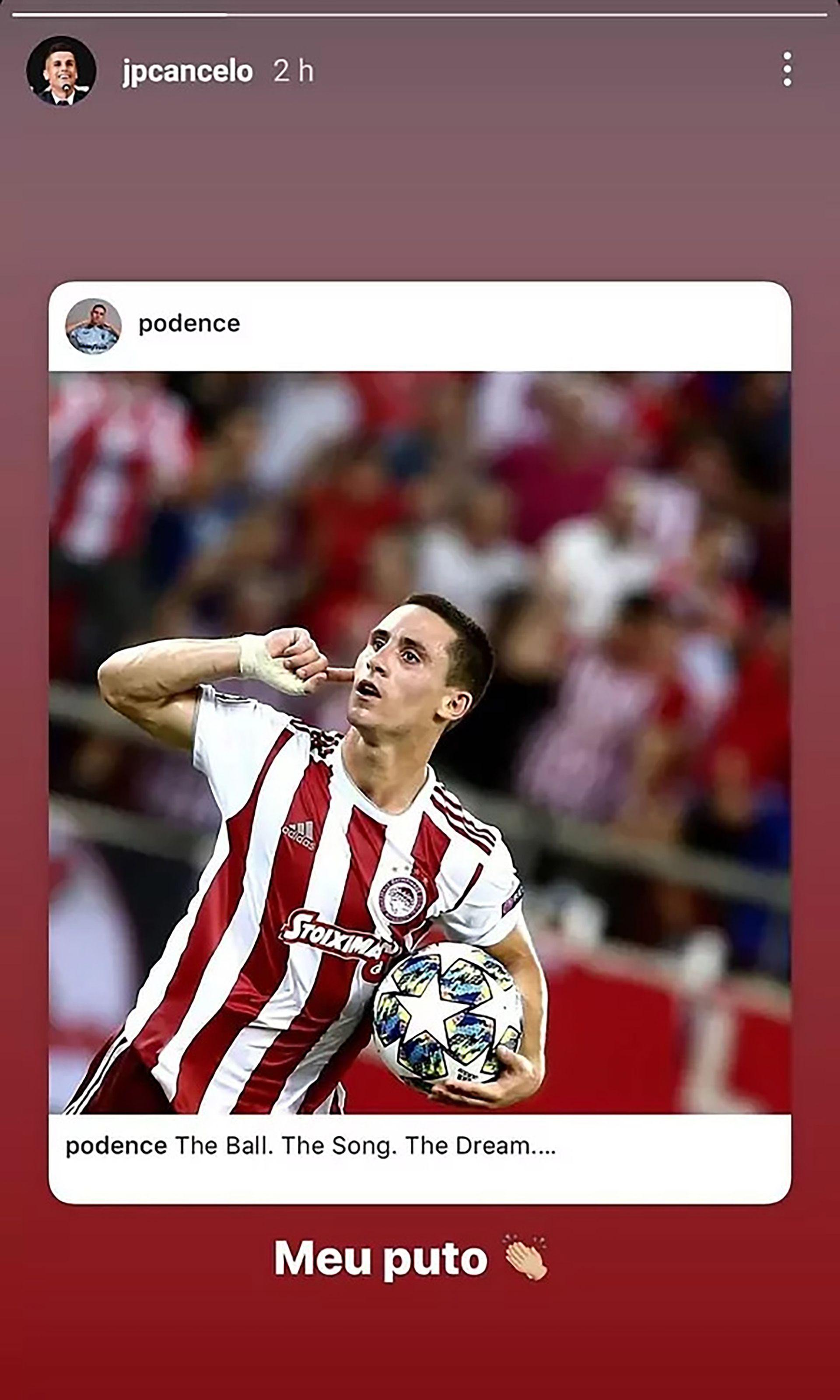 Bruno Fernandes Joao Cancelo - Superliga