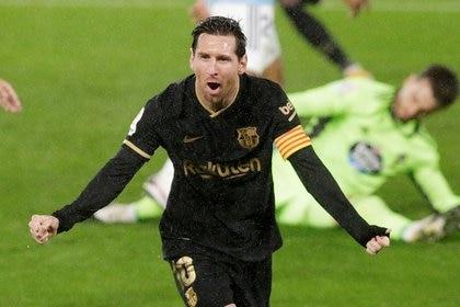 El delantero, de 33 años, tiene contrato con el Barcelona hasta junio de 2021 (REUTERS/Miguel Vidal)