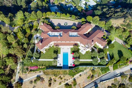 La mansión donde viven los duques de Sussex con su hijo en California (The Grosby Group)