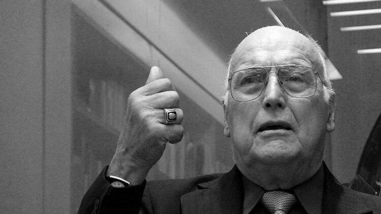 """A los 88 años, Fabio Zerpa presenta """"Señales en el cielo"""", el nuevo libro en el que cuenta la historia de sus investigaciones"""