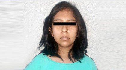 Mató a su bebé con pastillas, escribió una carta a su esposo y luego intentó cortarse las venas: ya está detenida