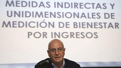 Agustín Salvia, investigador del Observatorio