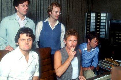 Mike Love junto a los Beach Boys (Shutterstock)