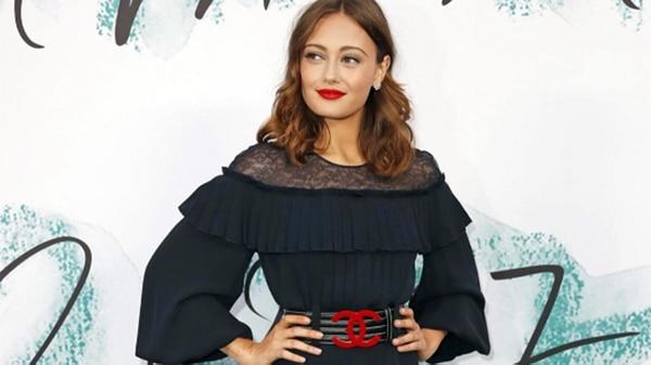 Ella Purnell, una joven actriz británica de 21 años, es la nueva conquista del actor