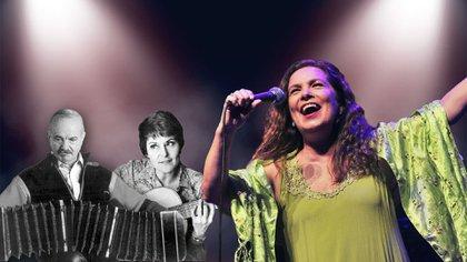 """Sandra Mihanovich homenajeará a Eladia Blázquez y Ástor Piazzolla en el ciclo """"Música en el hall""""."""
